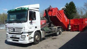 Lastwagen Veolia
