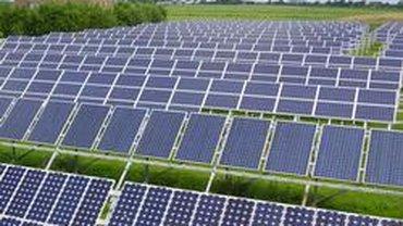 Solarzellenfeld