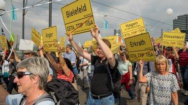 Demo Stopp CETA & TTIP Köln 17.09.2016