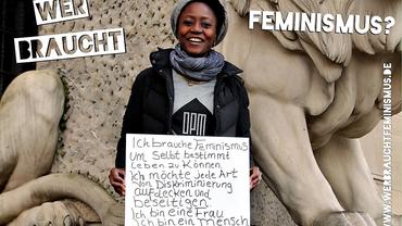 Warum brauchst du Feminismus?