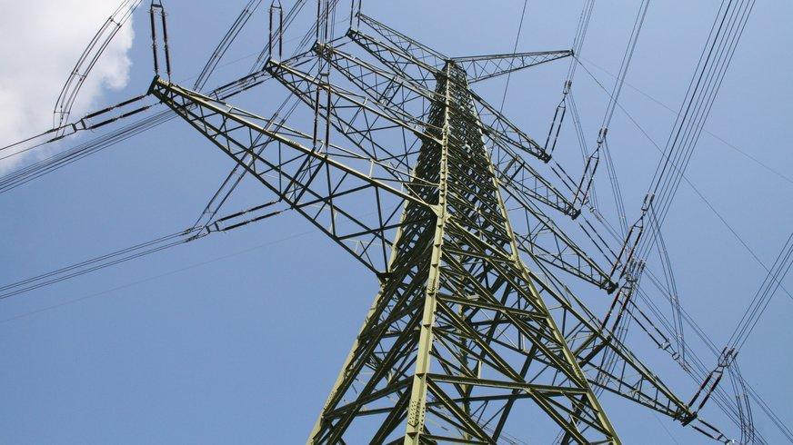 Strommasten sind Voraussetzung für eine funktionierende Energieversorgung.