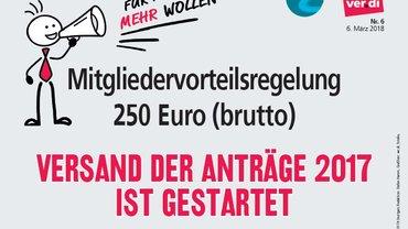 250 Euro brutto