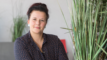 Isabell S. (29), Zustellerin bei der Deutschen Post und Betriebsrätin
